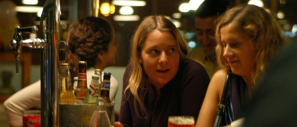 Rubias en el bar