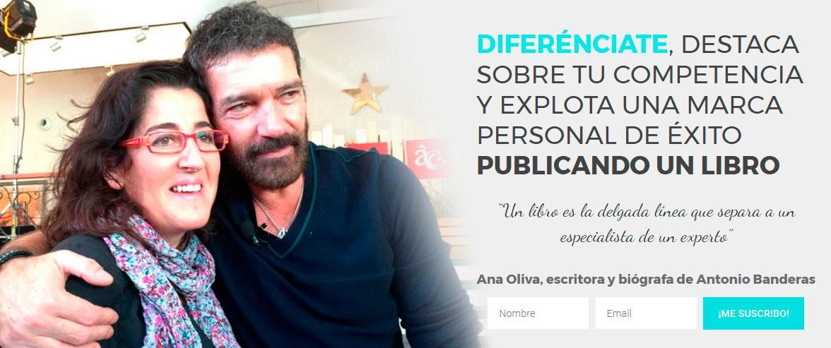 Copywriting de marca personal: caso de éxito de Ana Oliva