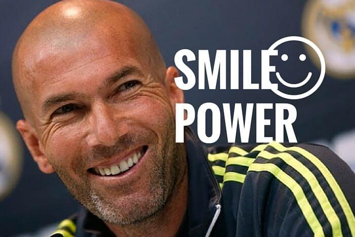 La simpatía que vende [caso Zidane]