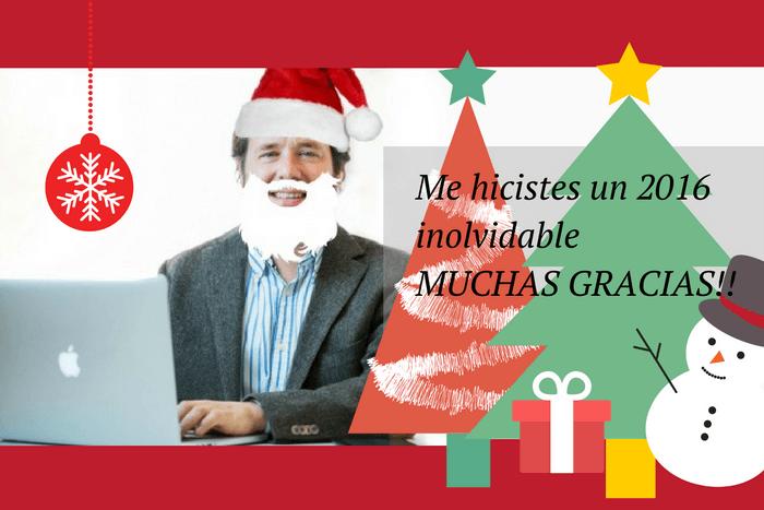 felicitación navideña Diego Artola