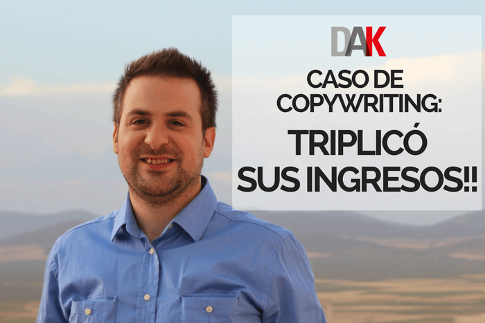 Caso real: Resultados de copywriting