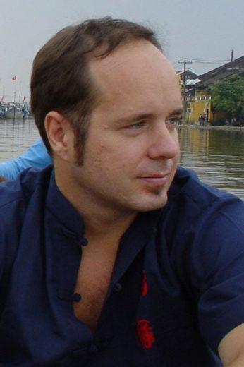 Copywriter Diego Artola